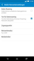 HTC One Mini 2 - Netzwerk - Netzwerkeinstellungen ändern - Schritt 7