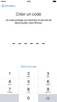 Apple iPhone 6s Plus - Premiers pas - Créer un compte - Étape 12