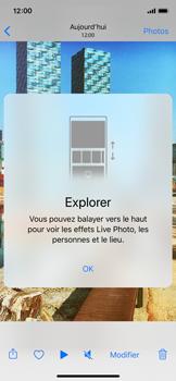 Apple iPhone 11 Pro - Photos, vidéos, musique - Créer une vidéo - Étape 12