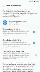 Samsung Galaxy A3 (2017) - Android Nougat - Beveiliging en privacy - zoek mijn mobiel activeren - Stap 13
