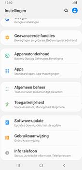 Samsung galaxy-s9-plus-sm-g965f-android-pie - Software updaten - Update installeren - Stap 4