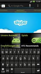 HTC One X Plus - Apps - Installieren von Apps - Schritt 6