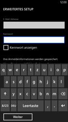 Nokia Lumia 1320 - E-Mail - Konto einrichten - 2 / 2
