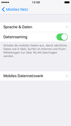 Apple iPhone SE - Ausland - Im Ausland surfen – Datenroaming - 8 / 10