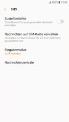 Samsung Galaxy S6 - SMS - Manuelle Konfiguration - 10 / 11