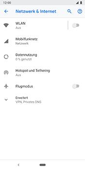 Google Pixel 3 - Ausland - Auslandskosten vermeiden - Schritt 7