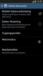 Samsung Galaxy S4 Mini LTE - Internet - Manuelle Konfiguration - 7 / 28