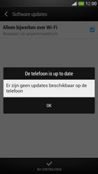 HTC One Mini - Software updaten - Update installeren - Stap 6