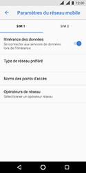Nokia 3.1 - Aller plus loin - Désactiver les données à l'étranger - Étape 7