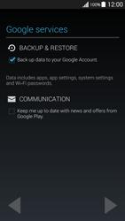 Samsung G530FZ Galaxy Grand Prime - Applications - Create an account - Step 13