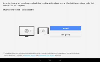 Sony Xperia Tablet Z2 LTE - Internet e roaming dati - Uso di Internet - Fase 4