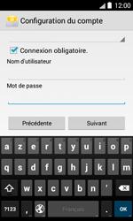 Bouygues Telecom Bs 403 - E-mails - Ajouter ou modifier un compte e-mail - Étape 15