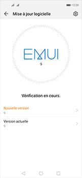 Huawei Nova 5T - Logiciels - Installation de mises à jour - Étape 6