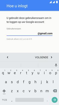 OnePlus 3 - Applicaties - Account instellen - Stap 14