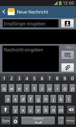 Samsung Galaxy Grand Neo - MMS - Erstellen und senden - 0 / 0