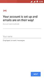 Nokia 3 - Android Oreo - E-mail - Manual configuration IMAP without SMTP verification - Step 20