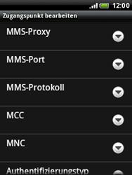 HTC A3333 Wildfire - MMS - Manuelle Konfiguration - Schritt 10