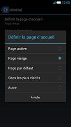 Alcatel One Touch Idol S - Internet et roaming de données - Configuration manuelle - Étape 25