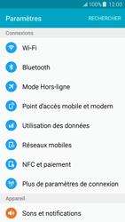 Samsung J500F Galaxy J5 - Internet - configuration manuelle - Étape 5