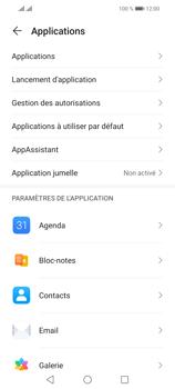 Huawei P Smart 2021 - Applications - Supprimer une application - Étape 4
