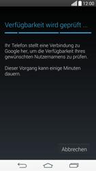 LG D722 G3 S - Apps - Konto anlegen und einrichten - Schritt 9