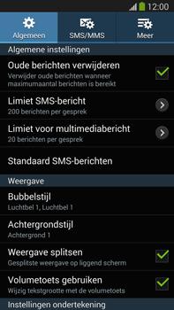 Samsung N9005 Galaxy Note III LTE - SMS - SMS-centrale instellen - Stap 6