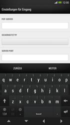 HTC One Max - E-Mail - Manuelle Konfiguration - Schritt 10