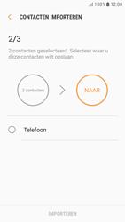Samsung galaxy-j3-2017-sm-j330f-android-oreo - Contacten en data - Contacten kopiëren van SIM naar toestel - Stap 12