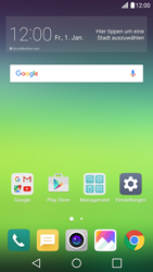 LG H850 G5 - SMS - Manuelle Konfiguration - Schritt 2