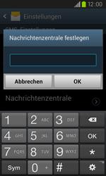 Samsung I9105P Galaxy S2 Plus - SMS - Manuelle Konfiguration - Schritt 6