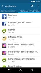 HTC One M9 - Applications - Comment désinstaller une application - Étape 5