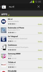 Samsung I9105P Galaxy S II Plus - apps - app store gebruiken - stap 6