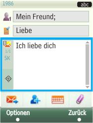 Samsung TouchWiz - MMS - Erstellen und senden - 18 / 25