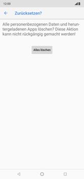 Nokia 6.1 Plus - Fehlerbehebung - Handy zurücksetzen - Schritt 10
