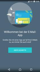 Sony Xperia XA - E-Mail - Manuelle Konfiguration - Schritt 4