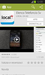 Samsung Galaxy Express - Applicazioni - Installazione delle applicazioni - Fase 9