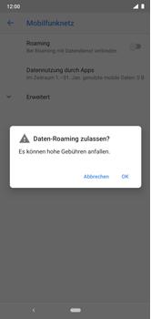 Nokia 6.1 Plus - Ausland - Im Ausland surfen – Datenroaming - 9 / 12