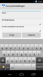 Acer Liquid Jade S - E-mail - Account instellen (POP3 zonder SMTP-verificatie) - Stap 9