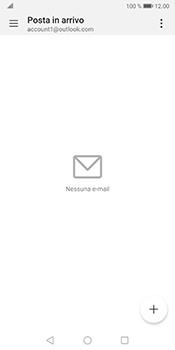 Huawei Mate 10 Pro - Android Pie - E-mail - 032c. Email wizard - Outlook - Fase 7