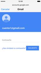 Apple iPhone SE - E-mail - Configurar Gmail - Paso 7