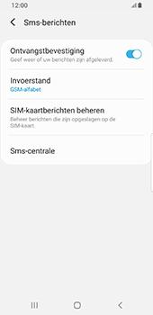 Samsung galaxy-s8-sm-g950f-android-pie - SMS - Handmatig instellen - Stap 8
