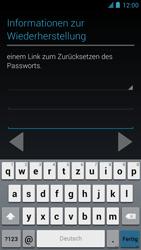 Alcatel One Touch Idol - Apps - Einrichten des App Stores - Schritt 15