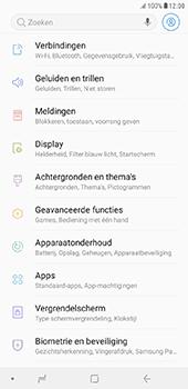 Samsung Galaxy J6 Plus - wifi - handmatig instellen - stap 4