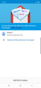 Samsung Galaxy Note 10 - E-Mail - 032a. Email wizard - Gmail - Schritt 13