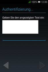 Alcatel OT-4009D Pixi 3 (3.5) - Apps - Konto anlegen und einrichten - Schritt 16