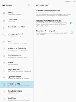 Samsung Galaxy Tab S2 9.7 - Android Nougat - Software updaten - Update installeren - Stap 5
