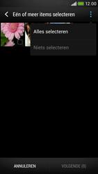 HTC Desire 601 - contacten, foto