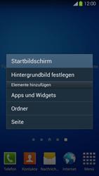 Samsung SM-G3815 Galaxy Express 2 - Startanleitung - Installieren von Widgets und Apps auf der Startseite - Schritt 4