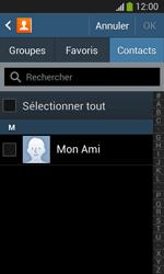 Samsung Galaxy S3 Lite (I8200) - E-mail - envoyer un e-mail - Étape 5
