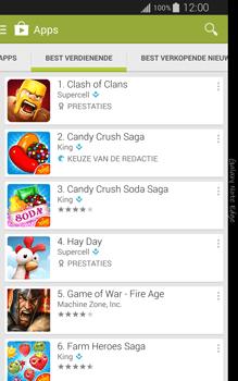 Samsung Galaxy Note Edge - apps - app store gebruiken - stap 9
